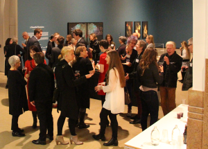 The opening function at City Gallery on Friday 19 September 2015